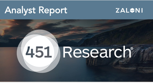 Zaloni 451 Impact Report