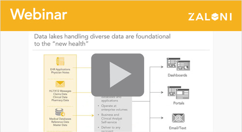Targeted Health Informatics with Managed Data Lakes
