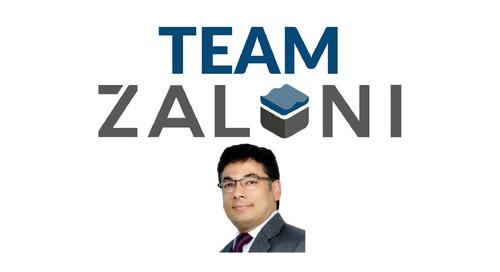 Team Zaloni - Spotlight on Raheel Khan, Regional Sales Director, MEA