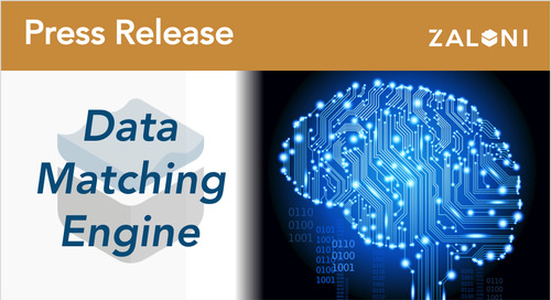 Zaloni Changes the Game in the Data Lake with New Machine-Learning Data Matching Technology