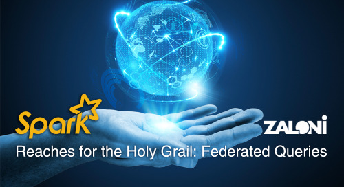 The Holy Grail: Federated Queries using Spark