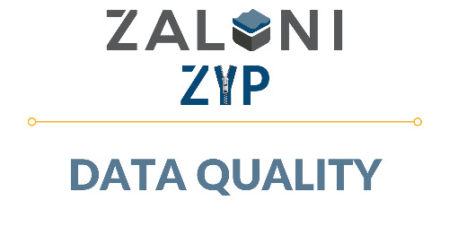 Zaloni Zip: Data Quality