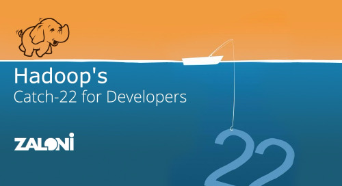 Hadoop's Catch-22 for Developers
