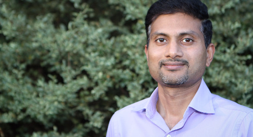 Meet Zaloni: Raj Nadipalli