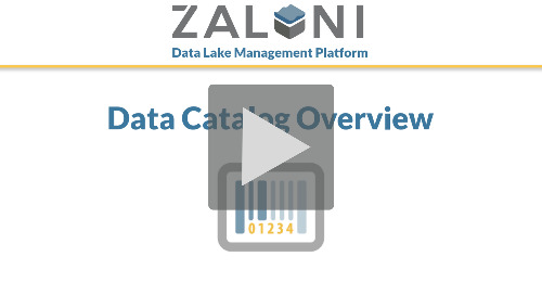 [Demo] Accessing Data in the Lake: Data Catalog