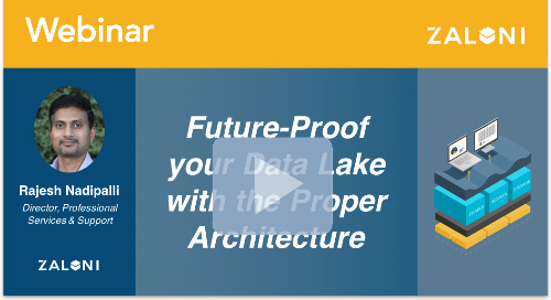 Future-Proof your Data Lake with the Proper Architecture