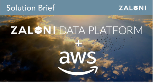 Building a Governed Data Lake with the Zaloni Data Platform for AWS