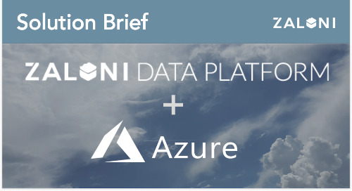 Building a Governed Data Lake With Zaloni Data Platform for Azure