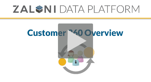 [Demo] Get a 360-Degree View of your Customers in the Data Lake