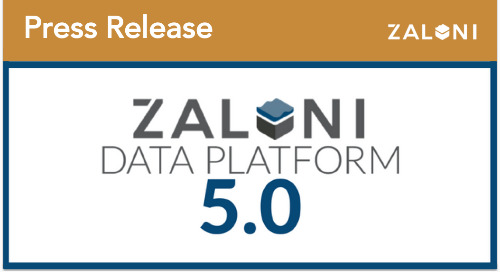 Zaloni Data Platform Release Sets New High Bar for Hybrid, Multi-cloud Data Lake Management and Governance