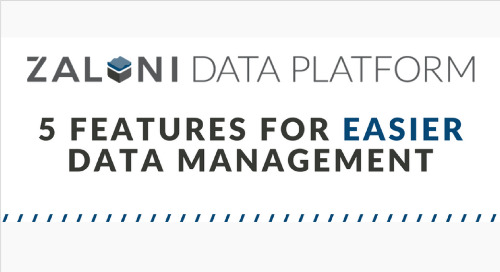 5 Zaloni Data Platform Features for Easier Data Management [Infographic]