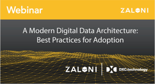 A Modern Digital Data Architecture: Best Practices for Adoption