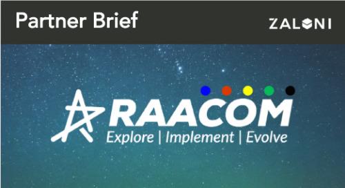 Zaloni & RAACOM Partner Brief