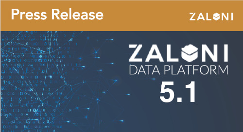Zaloni's Latest Release Enhances Hybrid Connectivity, Active Metadata and On-Demand Consumption