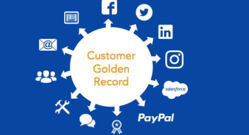 Unifying Your CRM and Customer Data into Golden Records