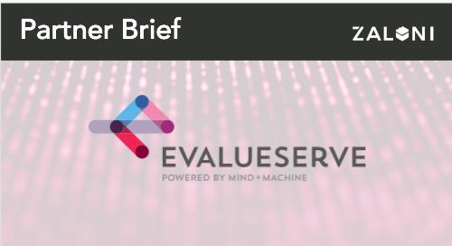 Evalueserve + Zaloni Partner Brief