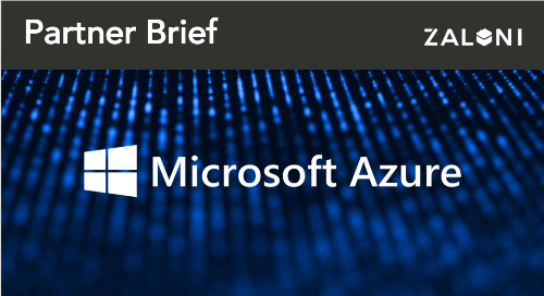 Accelerate your Data with the Zaloni Data Platform and Azure