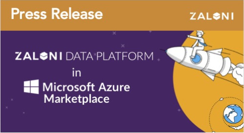 Zaloni Now Available in the Microsoft Azure Marketplace