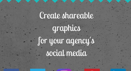 Create Shareable Graphics for Your Insurance Agency