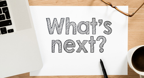 What's Next? Moving Forward from a Website Upgrade