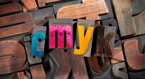 It's Fun to Stay at the CMYK: Design Terms to Know