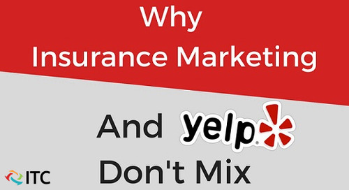 Why Insurance Marketing And Yelp Don't Mix