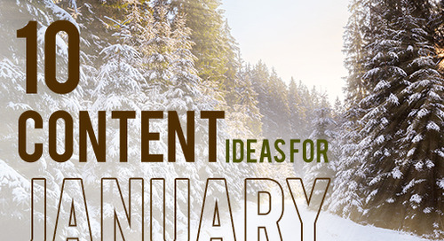 10 New Year Content Ideas for Your Insurance Agency