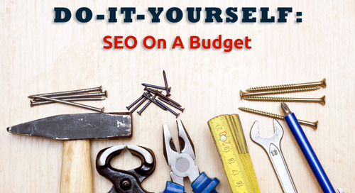 Do-It-Yourself: SEO On A Budget