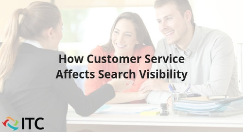 How Customer Service Affects Search Visibility