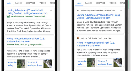 Here's How Google Just Changed its Mobile Search Results Page