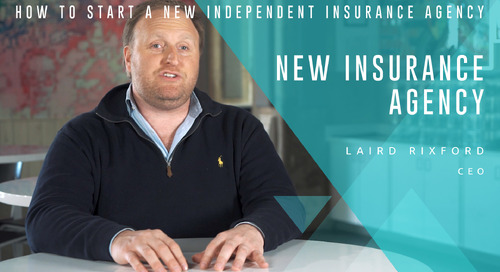 How to Start a New Independent Insurance Agency
