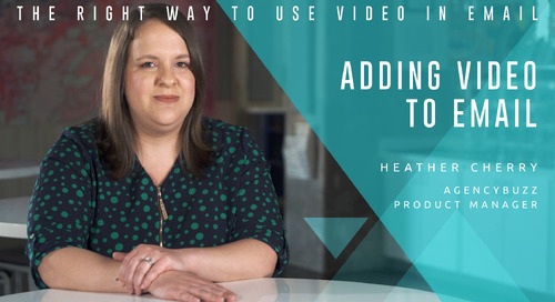 The Right Way to Use Video in Emails
