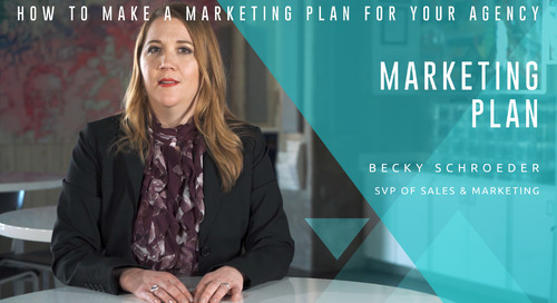 How to Make a Marketing Plan for Your Agency