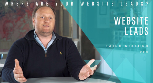 Where Are Your Website Leads?