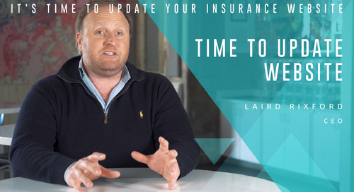 It's Time to Update Your Insurance Website