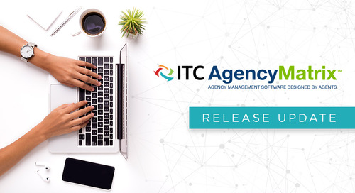 Agency Matrix Releases Version 7.4