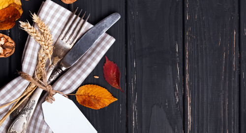 Thanksgiving Safety Tips to Share With Insurance Customers