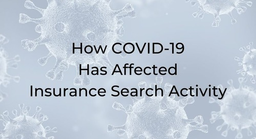 How COVID-19 Has Affected Insurance Search Activity
