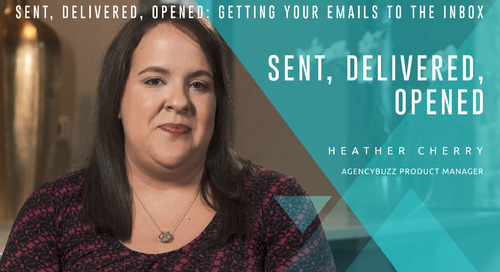 Sent, Delivered, Opened: Getting Your Emails to the Inbox