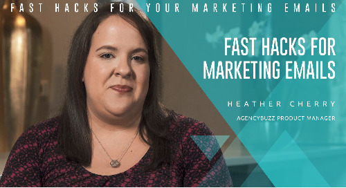 Fast Hacks for Your Marketing Emails
