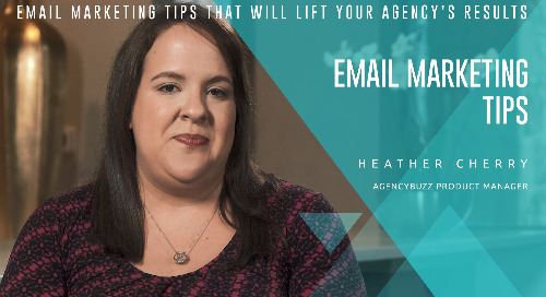 Email Marketing Tips That Will Lift Your Agency's Results