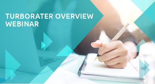 TurboRater Overview Webinar
