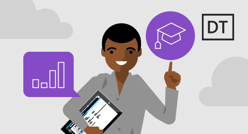 How SHBrooks is illuminating the future for colleges and universities with Azure