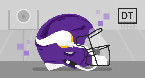 How the Minnesota Vikings streamline their operations with Microsoft