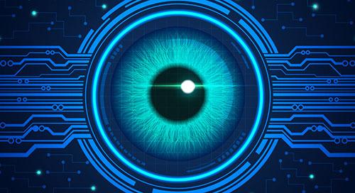 机器视觉赋予工业机器人自主观察和提升的能力