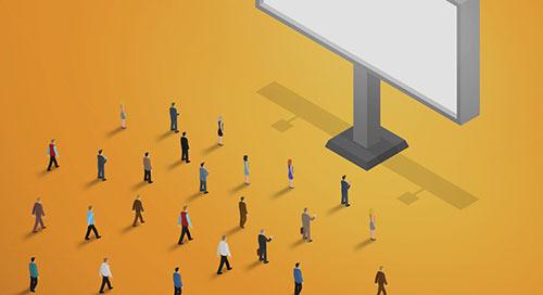 源于物联网的客户感知让数字标牌成为利润增长点