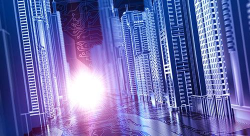 利用网络模拟自信地部署可扩展的智能城市架构