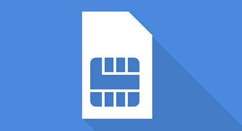 使用 eSIM 前端简化全球峰窝物联网部署