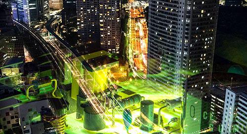 城市需要可适应街道严苛环境的物联网性能