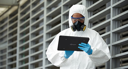 本质安全:面向关键行业工业 4.0 需求的平板电脑